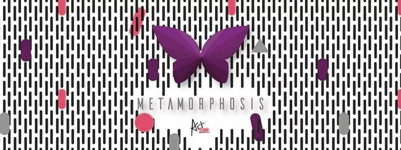 Art Cafè Estate Sabato 22 Luglio 2017 - Metamorphosis