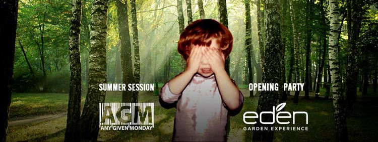 EDEN Roma Lunedì 18 Giugno 2018 - AGM - Summer Session Opening Party