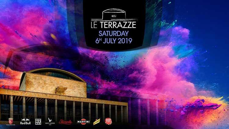 Le Terrazze Eur Roma Sabato 6 Luglio 2019 Discoteche Roma