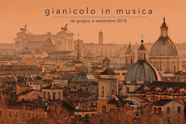 Terrazza Gianicolo Roma Venerdì 15 Giugno 2018 Opening