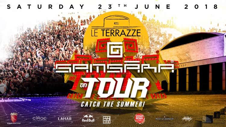 Le Terrazze Eur Roma Sabato 23 Giugno 2018 - Party Night ...