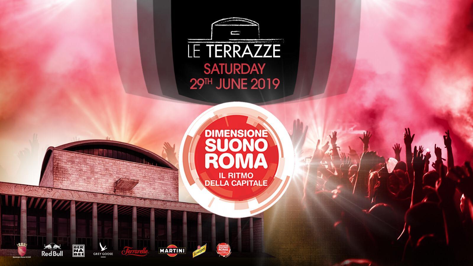 Le Terrazze Eur Roma Sabato 29 Giugno 2019 Discoteche Roma