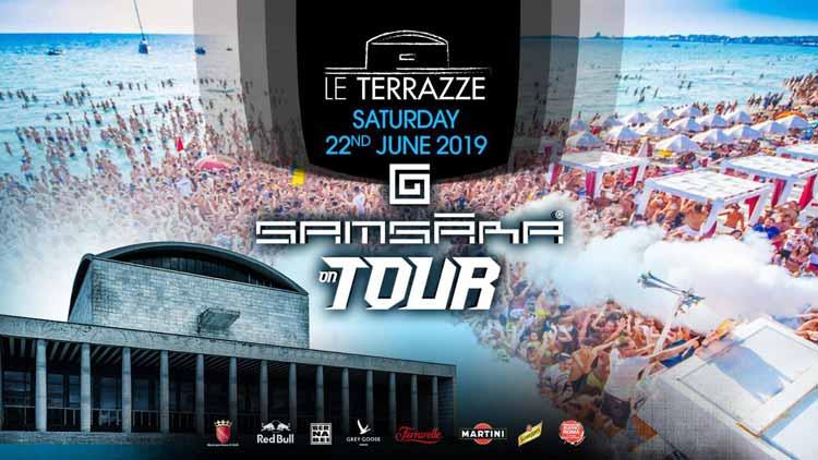 Le Terrazze Eur Roma Sabato 22 Giugno 2019 Discoteche Roma