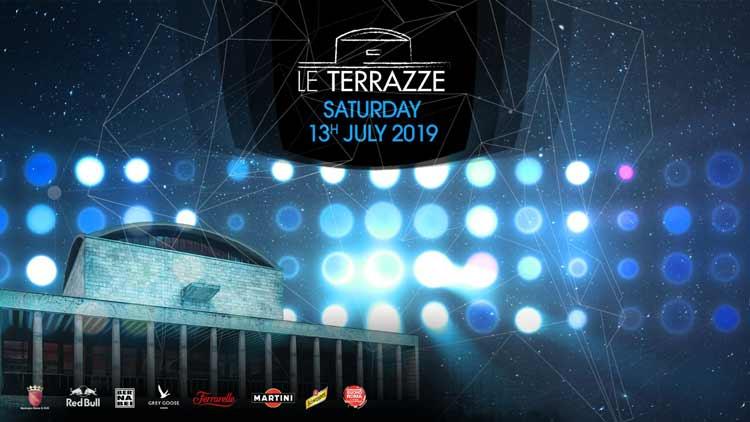 Le Terrazze Eur Roma Sabato 13 Luglio 2019 Discoteca